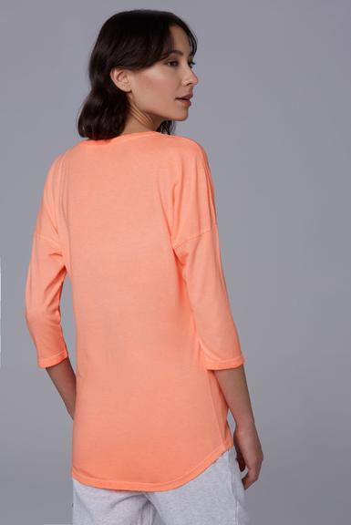 Tričko SPI-1911-3482 neon orange|L - 4