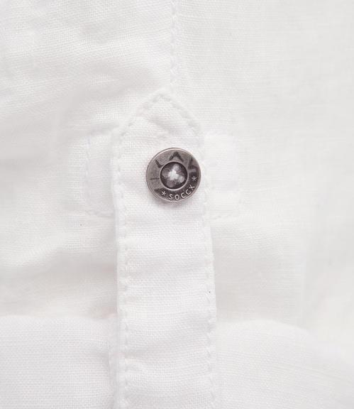 Bílé 3/4 kalhoty|XXL - 4