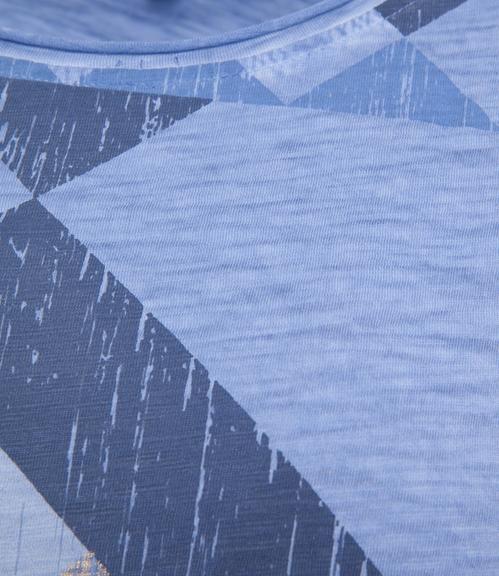tričko STO-1804-3267 blue lavender|S - 4