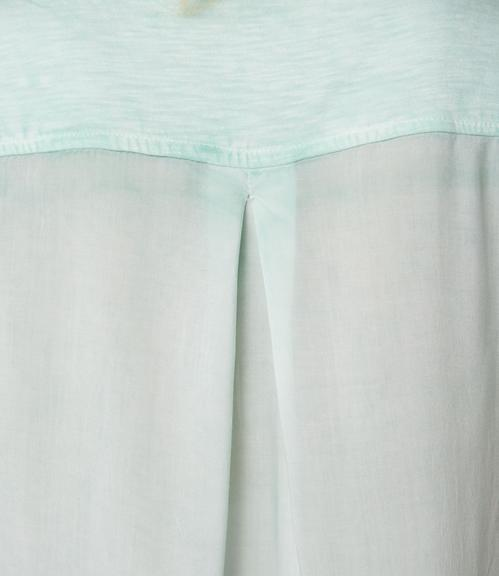 Blůza STO-1903-5571 mint green|XS - 4