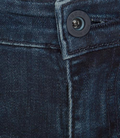 Džíny SDU-1855-1301 dark blue|32 - 4