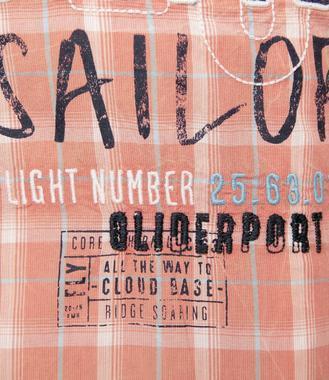 shirt 1/2 chec CCB-1804-5421 - 4/5