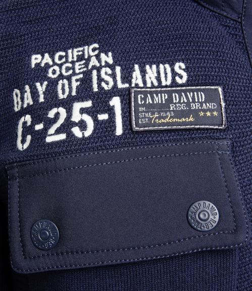 bunda CCB-1806-4627 blue navy|S - 4