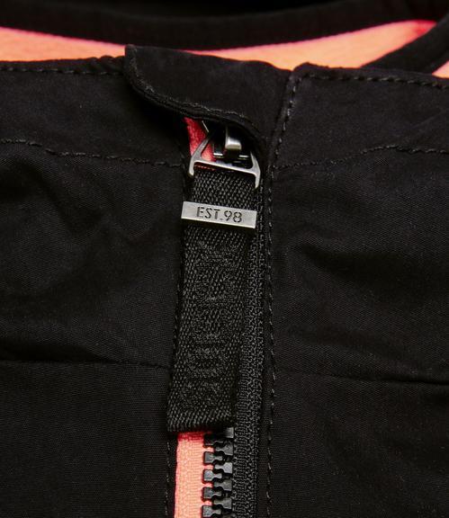 Oboustranná bunda SPI-1855-2028 black|S - 4