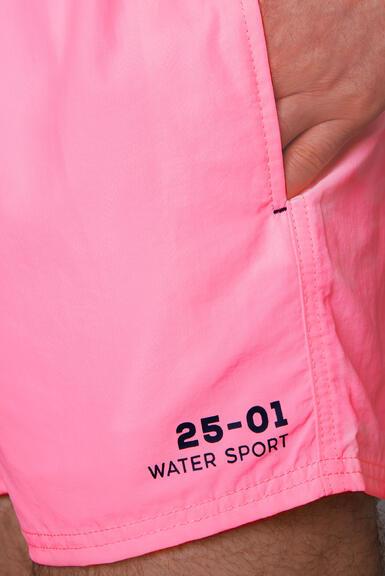 Plážové kraťasy CCU-2100-1800 neon pink XXL - 4