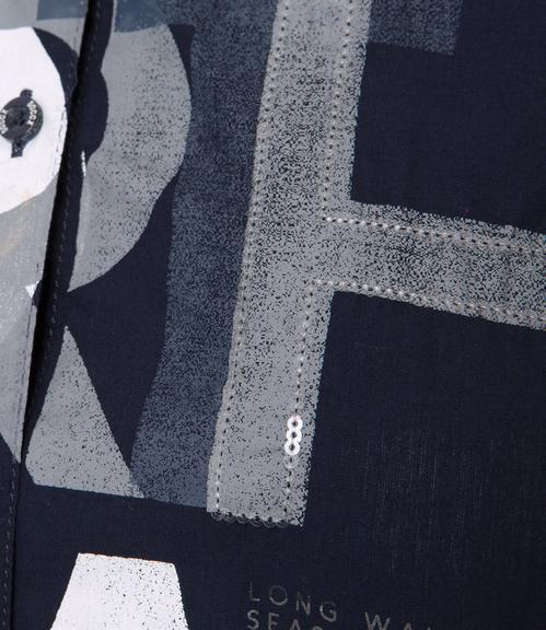 košile 1/1 SPI-1807-5680 navy bay|XXL - 4