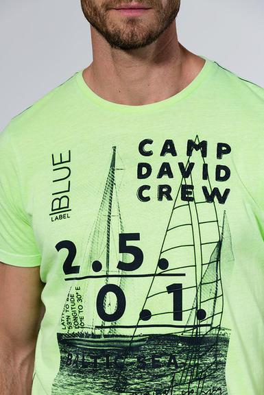 Tričko CCB-1907-3831 Signal Green|S - 4