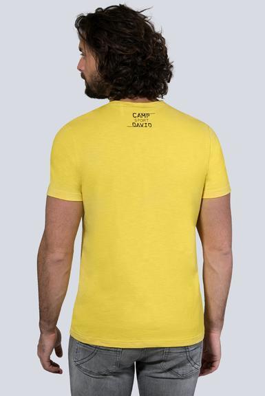 Tričko ccb-1908-3110 industrial yellow|M - 5