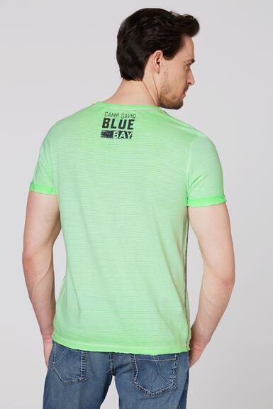 Tričko CCB-2003-3654 kiwi green|XXL - 5