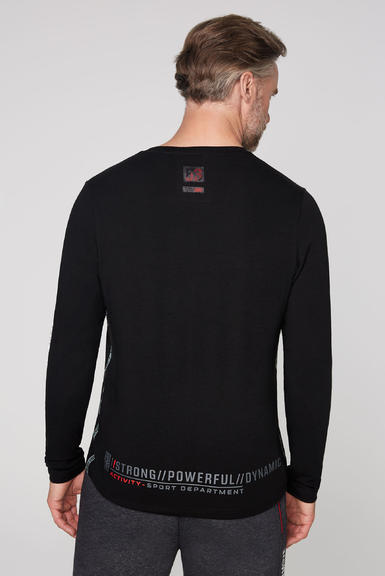 Tričko CCB-2008-3299 Black|XXXL - 5