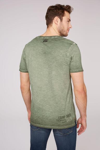 Tričko CCG-2102-3817 jungle green|XL - 5