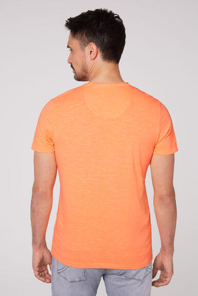 Tričko CCU-2000-3964 neon orange L - 5
