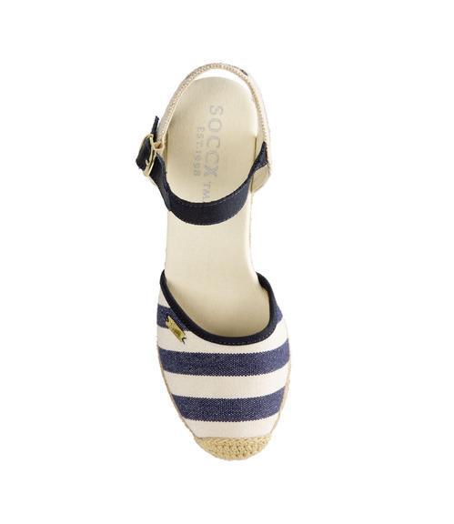 Letní sandálky SCU-1900-8640 ivory|40 - 5