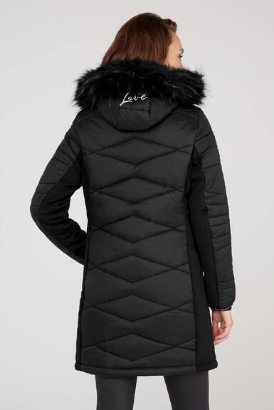 Kabát SP2155-2299-32 black|M - 5