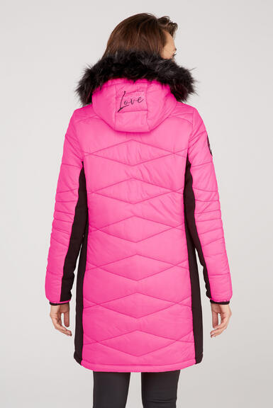 Kabát SP2155-2299-33 knockout pink|XS - 5