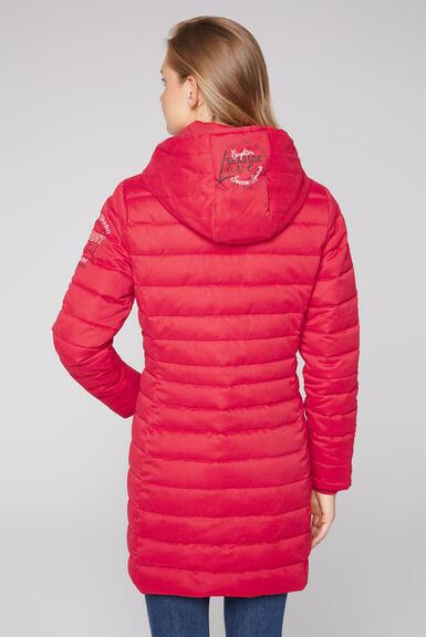 Kabát SP2155-2305-42 cool red|XS - 5