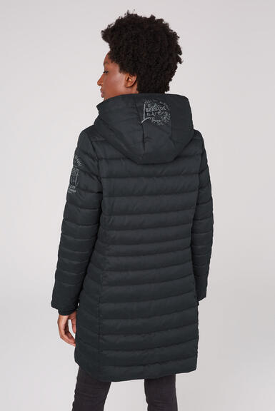 Kabát SP2155-2305-45 black|XS - 5