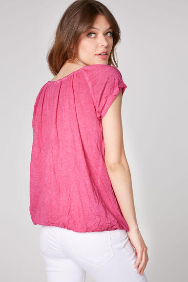 Tričko STO-2004-3846 oriental pink|S - 5