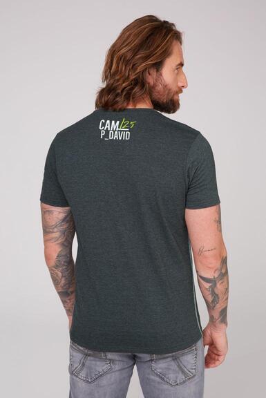 Tričko CB2108-3200-32 anthra melange|XL - 5