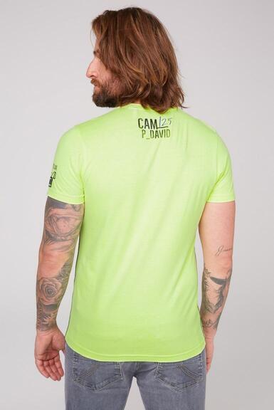 Tričko CB2108-3200-33 neon lime|XL - 5