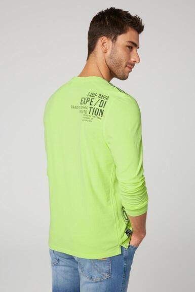 Tričko CB2108-3203-22 neon lime|XL - 5