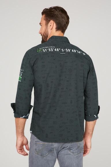 Košile CB2108-5216-11 black|XXL - 5