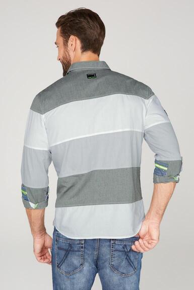 Košile CB2108-5217-11 anthra|M - 5