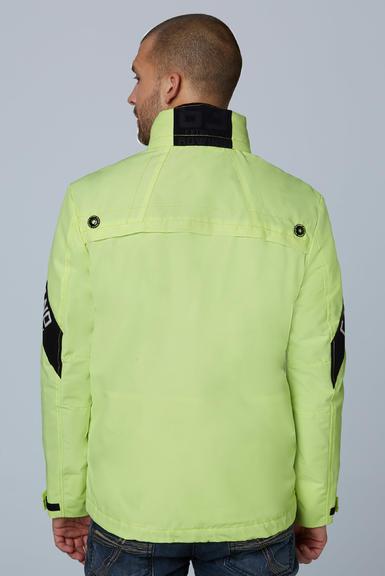 Bunda CCB-2000-2437 neon lime L - 5