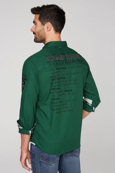 Košile CCB-2010-5256 green sea|L - 5