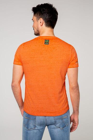 Tričko CCB-2102-3774 speed orange|XL - 5