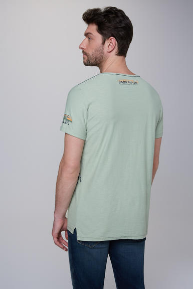 Tričko CCG-2003-3703 bamboo green|M - 5