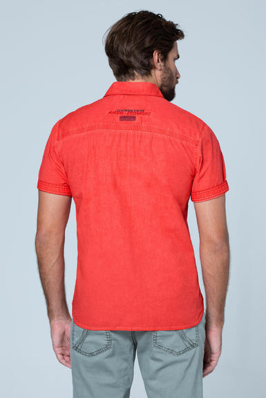 Košile CCG-2003-5713 red orange|S - 5