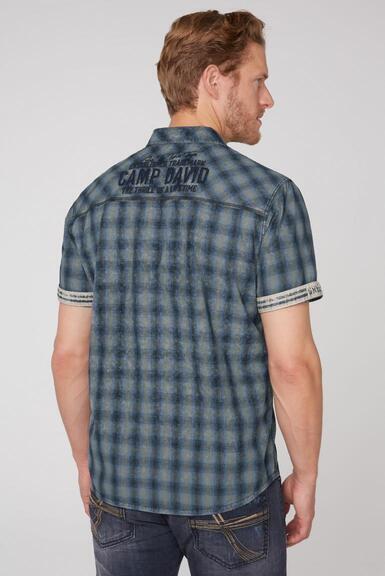 Košile CCG-2012-5675 wild khaki/black|XXL - 5