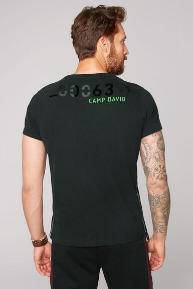 Tričko CS2108-3247-32 black|L - 5