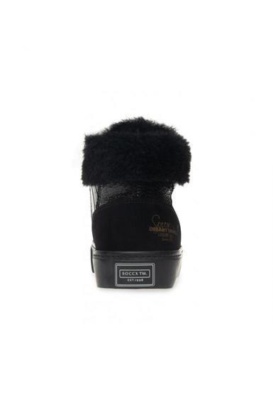 Zimní boty SCU-2010-8568 black|36 - 5