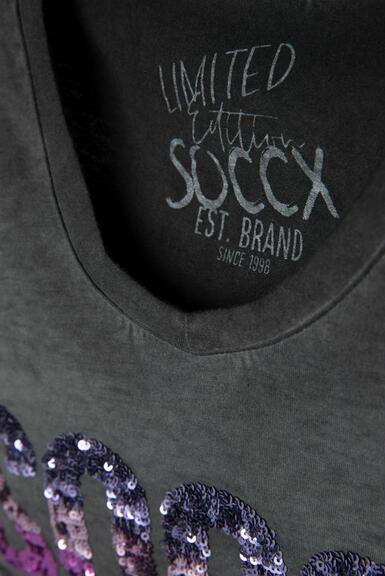 Tričko SP2100-3398-31 black|S - 5
