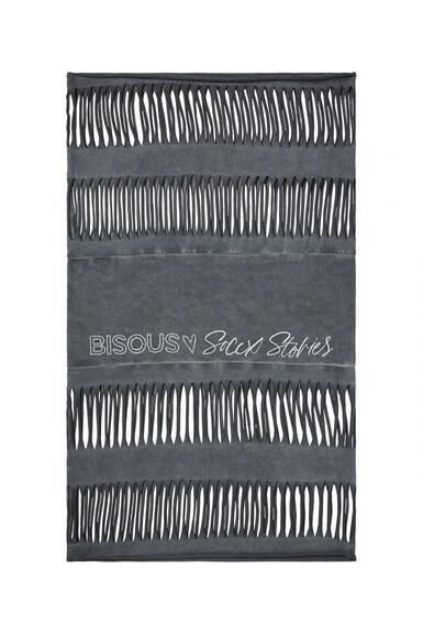 Šátek SP2155-8347-51 dark ash|0 - 5