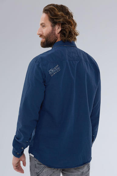 Košile CCB-1908-5009 space navy|S - 5
