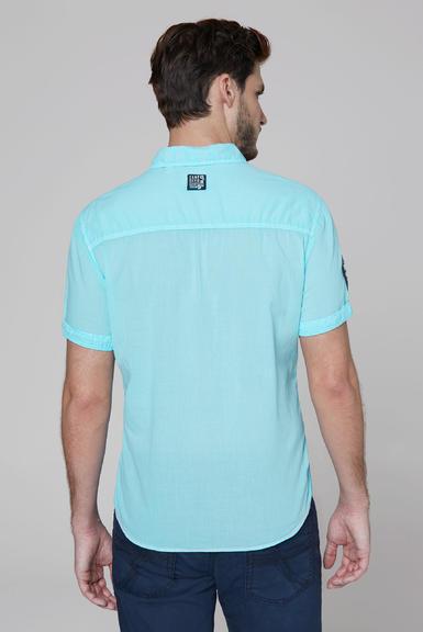 Košile CCB-2004-5677 fresh aqua|S - 5