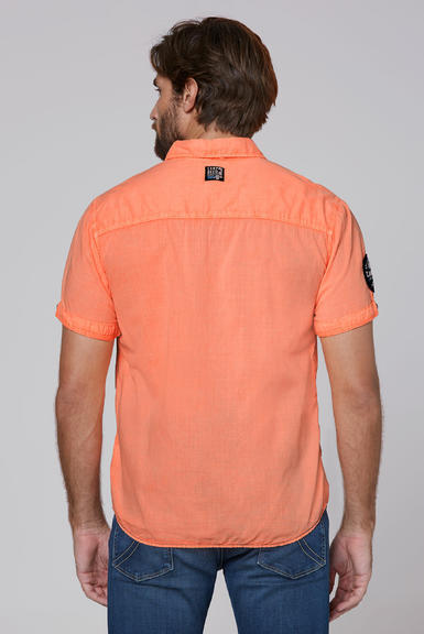 Košile CCB-2004-5677 neon orange|M - 5
