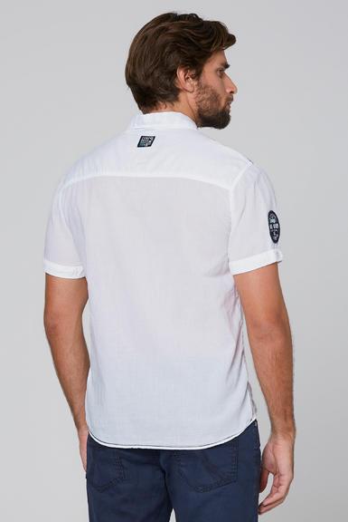 Košile CCB-2004-5677 new white|L - 5