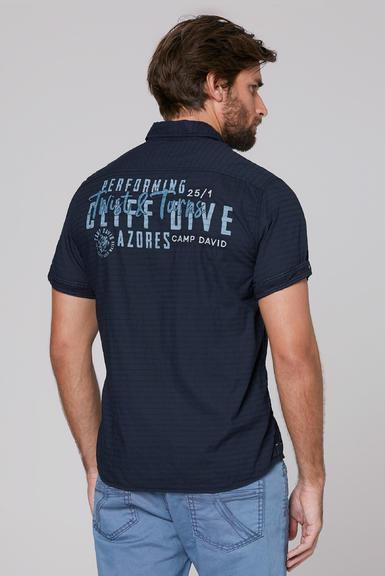 Košile CCB-2004-5678 blue navy|XL - 5
