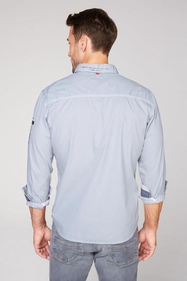 Košile CCB-2009-5249 pale white|M - 5