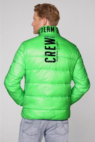 Bunda CCB-2055-2283 neon green|XXXL - 5