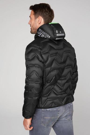Péřová bunda CCB-2055-2285 Black|M - 5