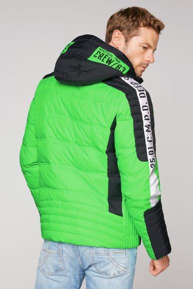 Bunda CCB-2055-2290 neon green|S - 5