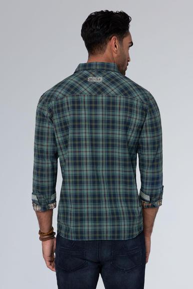 Košile CCG-1910-5082 grey green|S - 5