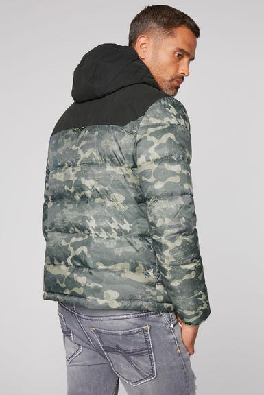 Péřová bunda CCG-2055-2362 khaki|XL - 5