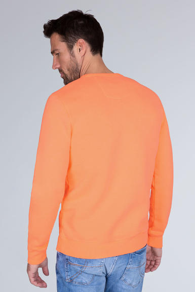 Mikina CCU-1955-3018 neon orange|XXXL - 5