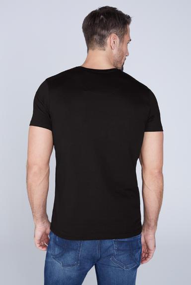 Tričko CCU-2000-3708 black|L - 5